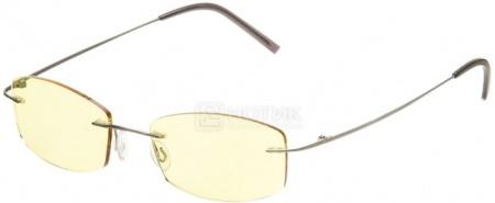 Очки компьютерные SP Glasses titanium AF002 Золотистый НОТИК 2290.000