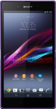 Защищенные смартфоны Sony Xperia Z Ultra Purple (Android 4.2/MSM8974 2200MHz/6.4