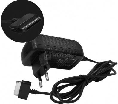Зарядное устройство TopON TOP-AS01 для Asus EeePad Transformer TF300 TF300G TF300TG TF301 TF700 TF101 TF201 SL10190 SL101 Prime, 18W, Черный