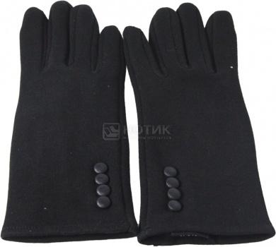 Зимние перчатки для сенсорного экрана женские Allfond, Черный НОТИК 550.000