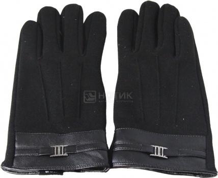 Зимние перчатки для сенсорного экрана мужские Allfond, Черный НОТИК 550.000