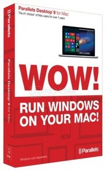Программный продукт Parallels Desktop 9.0 for Mac RU PDFM9L-BX1-CD-CIS от Нотик