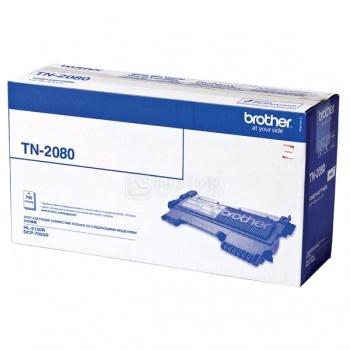 Картридж Brother TN-2080 для HL-2130R DCP-7055R Черный 700стр TN2080