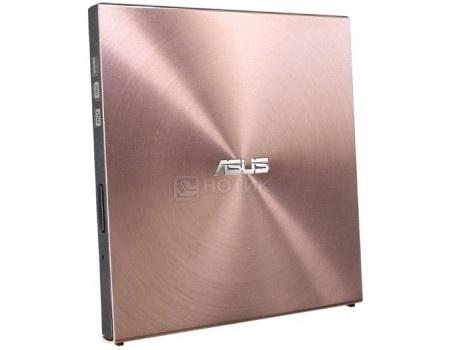 Привод оптический внешний DVD-RW Asus SDRW-08U5S-U/PINK/G/AS, USB, Розовый 90DD0114-M20000