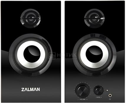 Колонки 2.0 Zalman ZM-S300, Черный НОТИК 1450.000