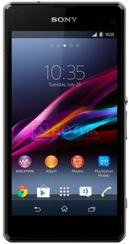 Защищенные смартфоны Sony Xperia Z1 Compact Black (Android 4.3/MSM8974 2200MHz/4.3
