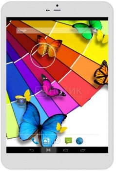 Планшет SUPRA M847G (Android 4.2/MT8389 1200MHz/7.9