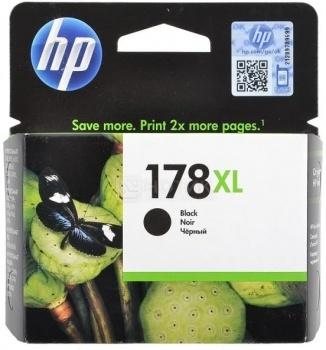 Картридж HP 178XL для PhotoSmart 5510 5515 5383 5583 6510 7510 черный CN684HE