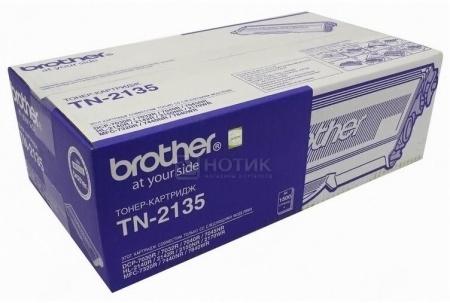 Картридж Brother TN-2135 для HL2140 2150N 2170W DCP7030 7032 MFC7320 7440N 7840W 1500с черный TN2135