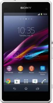 Защищенные смартфоны Sony Xperia Z1 Compact White (Android 4.3/MSM8974 2200MHz/4.3
