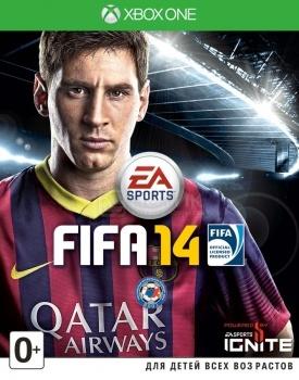 Игра FIFA 14 [Xbox One, русская документация]