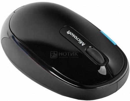 Мышь беспроводная Sculpt Comfort Mouse H3S-00002 + Флешка 8Gb, 1000dpi, Черный НОТИК 1700.000