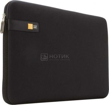 """Чехол 15"""" Case Logic LAPSM-115K для MacBook Pro, Полиэстер, Черный"""