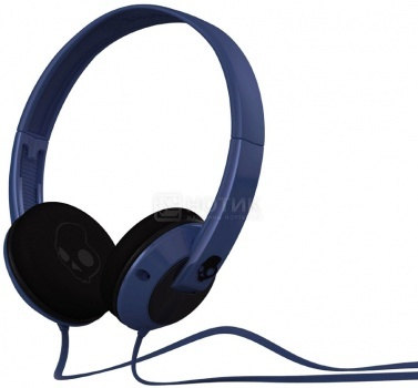 Наушники Skullcandy Uprock Blue/Black, Синий/Черный S5URFZ101 НОТИК 990.000
