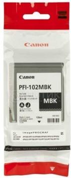Картридж Canon PFI-102M для IPF-500 600 700 120 стр. Пурпурный 0897B001