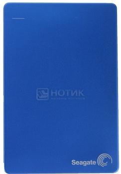 """Внешний жесткий диск Seagate 1Tb Slim STDR1000202 2.5"""" USB 3.0 Синий"""