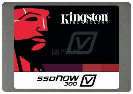 "Внутренний SSD-накопитель Kingston V300 SV300S37A/120G 120Gb 2.5"" SATA-III, Черный НОТИК 3400.000"
