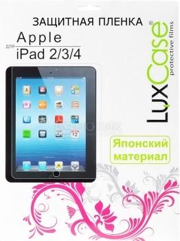 Защитная пленка LuxCase для Apple iPad  Суперпрозрачная