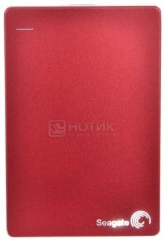 """Жесткий диск Seagate 2Tb Slim STDR2000203 2.5"""" USB 3.0 Красный"""