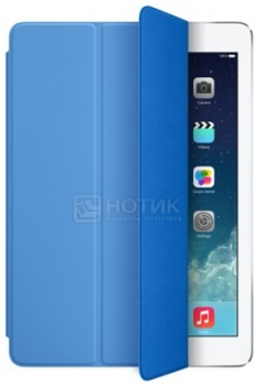 "Чехол 9.7"" Apple iPad Air/Air 2/iPad 9.7 Smart Cover MF054ZM/A Полиуретан, Голубой"