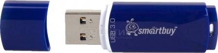 Флешка SmartBuy 64Gb Crown Blue SB64GBCRW-BI, Синий НОТИК 1490.000