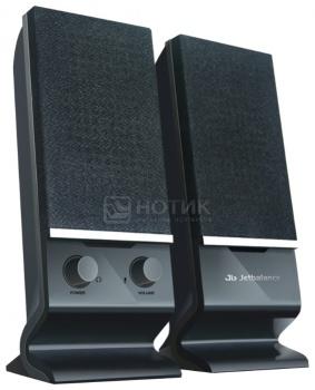 Колонки Jetbalance JB-115U 2.0, Черный НОТИК 440.000