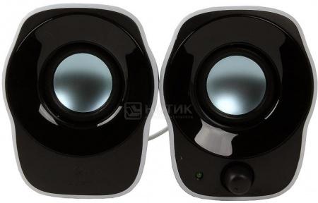 Колонки Logitech Z-120 2.0, Черный/Белый 980-000513 НОТИК 890.000