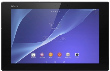 Планшет Sony Xperia Tablet Z2 16Gb LTE Black (Android 4.4/Snapdragon 801 2300MHz/10.1