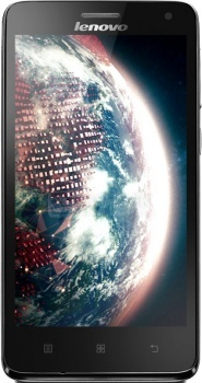 Смартфон Lenovo IdeaPhone S660 Titanium (Android 4.2/MT6582M 1300MHz/4.7