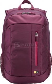 """Рюкзак 15,6"""" Case Logic WMBP-115R, Полиэстер, Красный"""