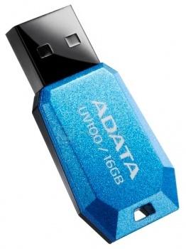 Флешка A-Data 16Gb UV100, Синий НОТИК 600.000