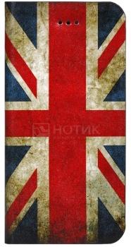 Чехол Anzo Great Britan для iPhone 5S/5, Искусственная кожа, Разноцветный 1955-380 НОТИК 800.000