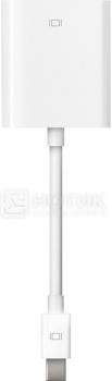 Переходник Apple Mini DisplayPort to VGA Adapter MB572Z/B, Белый