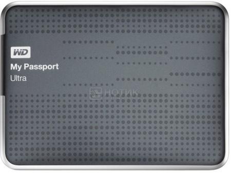 "Жесткий диск Western Digital 500Gb WDBLNP5000ATT-EEUE My Passport Ultra 2.5"" USB 3.0, Серый НОТИК 2400.000"