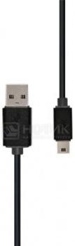 Кабель Prolink USB (M) - miniUSB (M), 1,5м, Черный PB468-0150