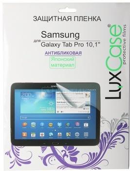 Защитная плёнка LuxCase для Samsung Galaxy Tab Pro 10.1 SM-T520/T525, Антибликовая НОТИК 300.000