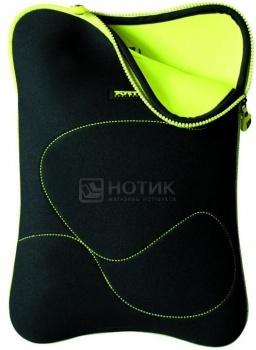 "Чехол 10,1"" Port Designs 140190 Неопрен, Черный/Желтый"