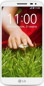 Смартфон LG G2 Mini D618 White (Android 4.4/Snapdragon 400 1200MHz/4.7