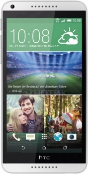 Смартфон HTC Desire 816 Dual Sim White (Android 4.4/Snapdragon 400 1200MHz/5.5
