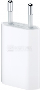 Адаптер питания Apple 5W USB Power Adapter для  iPhone, iPod MD813ZM/A, Белый