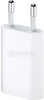 Зарядное устройство Apple 5W USB Power Adapter для iPhone, iPod MD813ZM/A, Белый, арт: 34160 - Apple