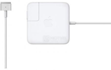 Зарядное устройство Apple 45W MagSafe 2 для MacBook Air MD592Z/A, Белый