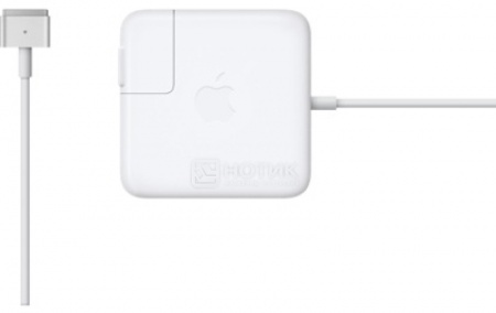 Адаптер питания Apple 85W MagSafe 2 для MacBook Pro with Retina display MD506Z/A, Белый