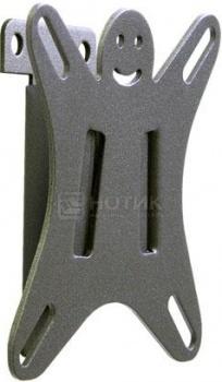 "Кронштейн Holder LCDS-5001 10-26"", 100x100, до 25кг, Черный от Нотик"