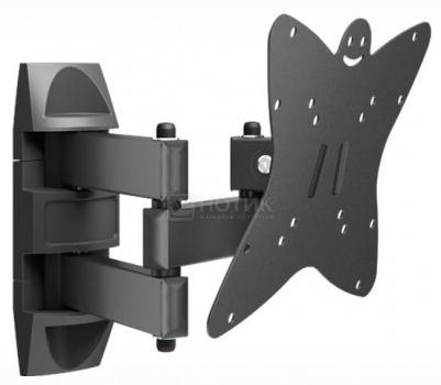 "Кронштейн Holder LCDS-5038 20-37"", 200x200, до 30кг, Черный НОТИК 1190.000"