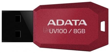 Флешка A-Data 8Gb UV100, Красный НОТИК 400.000