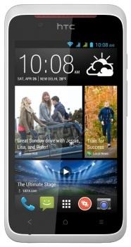 Смартфон HTC Desire 210 Dual Sim White (Android 4.2/MT6572M 1000MHz/4.0