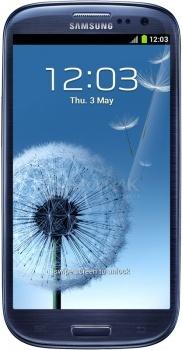 "Смартфон Samsung Galaxy S III Neo Duos 16Gb Metallic Blue GT-i9300i (Android 4.3/MSM8226 1400MHz/4.8"" (1280x720)/1536Mb/16Gb/ 3G (EDGE, HSDPA, HSUPA)) [GT-I9300MBISER] от Нотик"