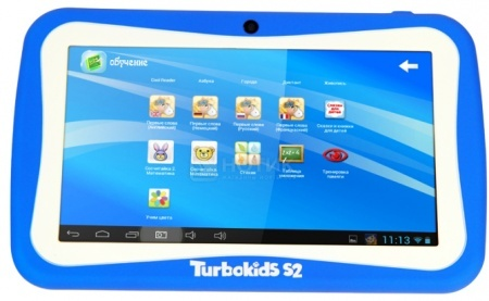 Планшет TurboPad TurboKids S2 Blue (Android 4.1/RK2926 1000MHz/7.0
