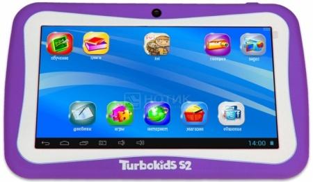 Планшет TurboPad TurboKids S2 Violet (Android 4.1/RK2926 1000MHz/7.0